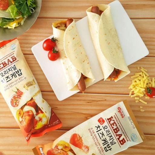 오리지널 치즈케밥